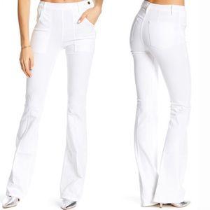 Frame Denim Le Flare De Francoise High Rise Jeans
